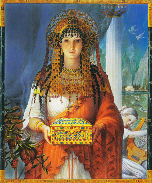 Travels with Persephone: Goddesses in the Dirt: Why ...