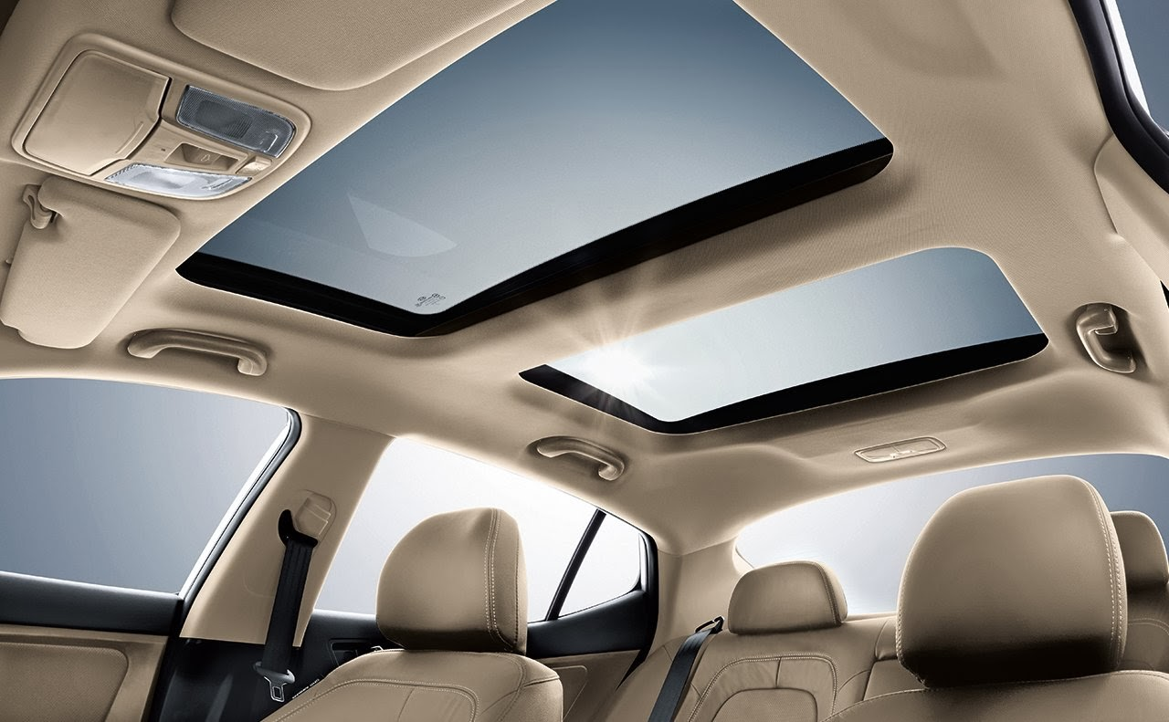 High Quality 2013 KIA Optima Hybrid Panoramic Sunroof