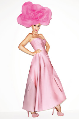 Gwen Stefani by Terry Richardson for Harper's Bazaar-5