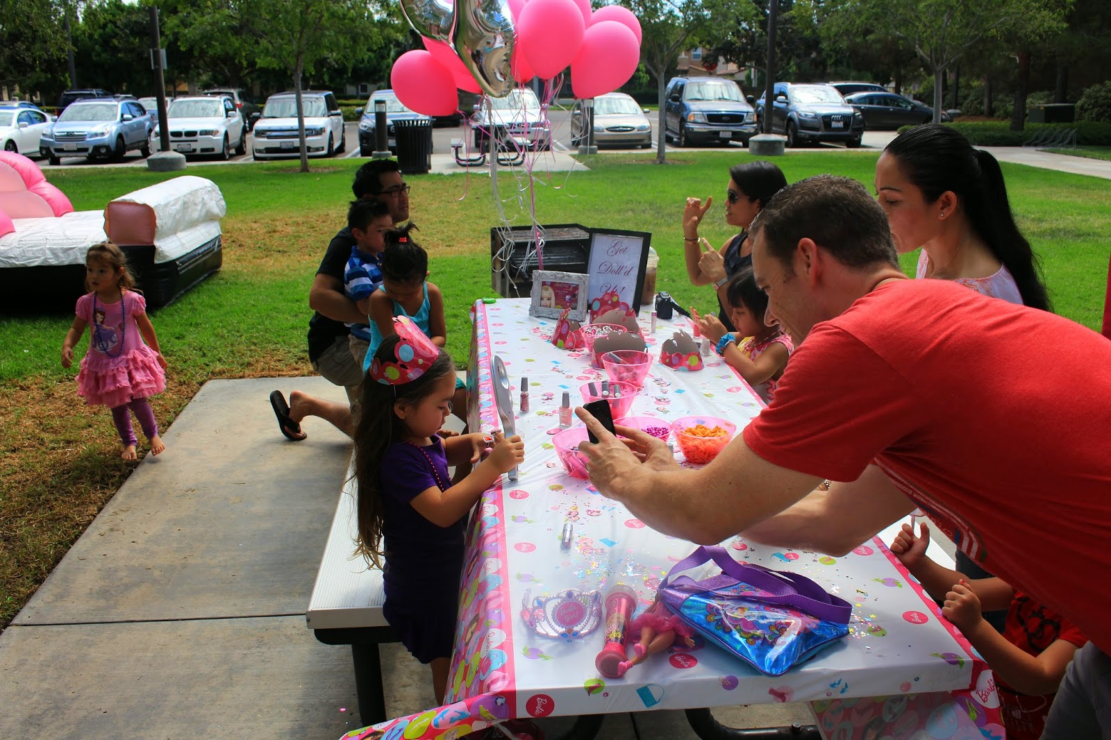 love, kerry: Audrey\'s 4th Birthday Party!!