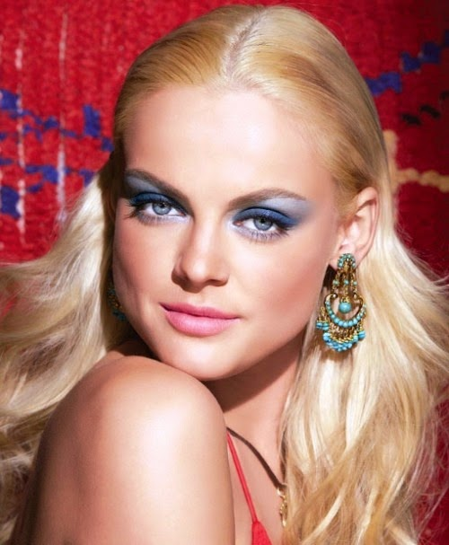 Laura Mercier Summer 2014 New Attitude Colour Story, Laura Mercier, Summer 2014 makeup trend, New Attitude, Colour Story, makeup