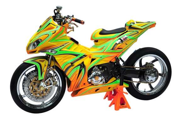 Kumpulan Modifikasi Motor Yamaha Jupiter MX title=