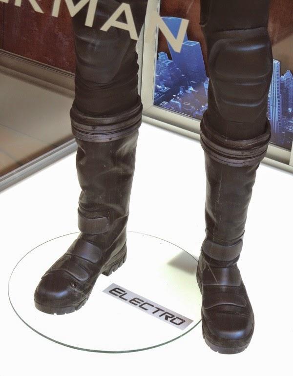 Electro boots Amazing Spider-man 2
