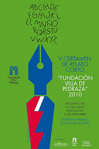 V Certamen de relato corto Villa de Pedraza