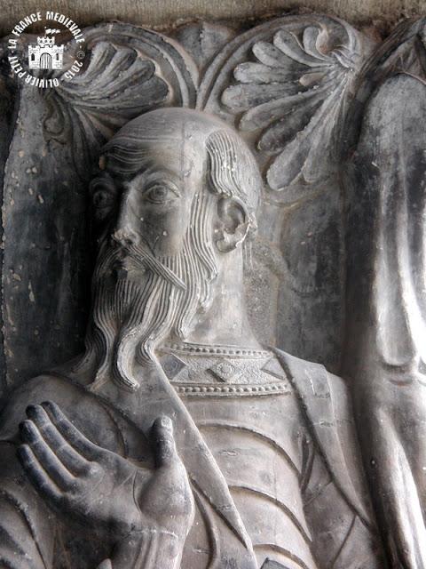 MOISSAC (82) - Portail roman de l'abbatiale
