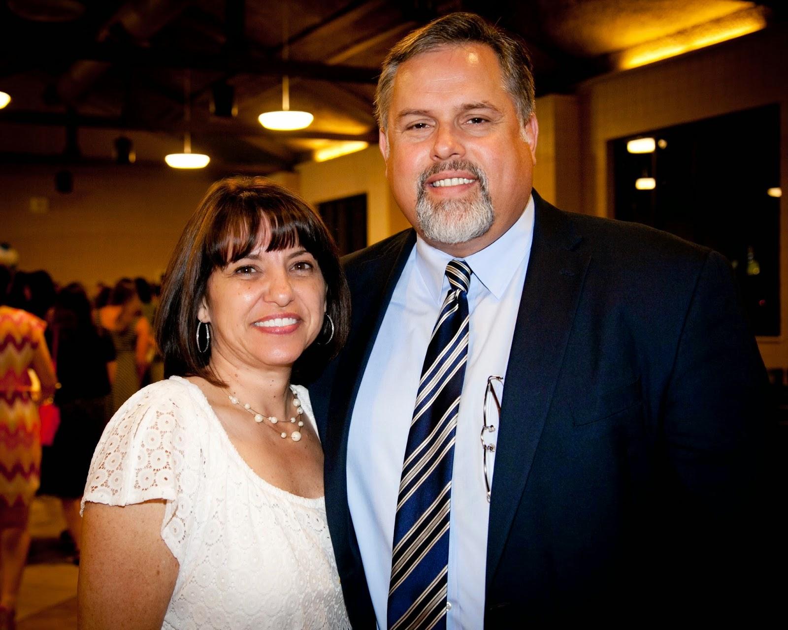 Gaylon & Mary McAlpine Named Harbin Distinguished Service Award Winners 1