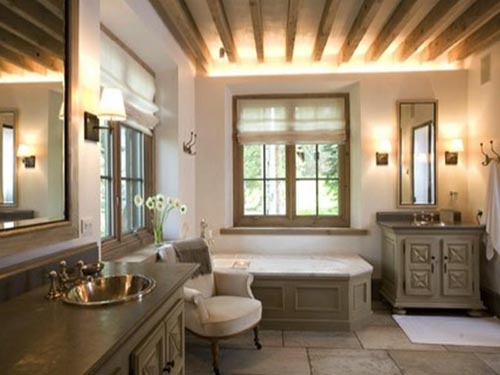 Luxury home interior design with european style high for European style bathroom