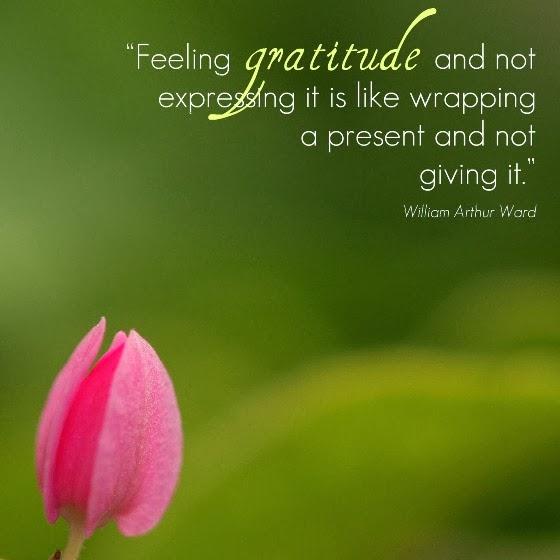 Love And Gratitude Quotes Quotesgram