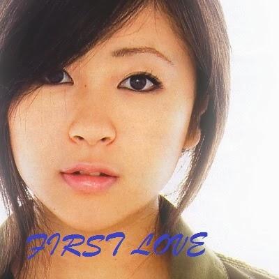 lirik first love by utada hikaru