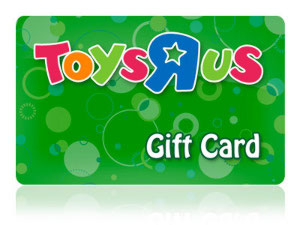 Toys R Us gift card $200 giveaway