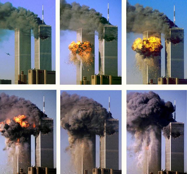 A MAIOR TRAGÉDIA DOS ESTADOS UNIDOS ATÉ O MOMENTO ACONTECE NAS TORRES GÊMEAS DE NOVA YORK - WORLD TRADE CENTER ...