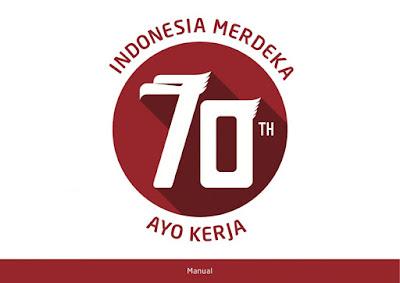 Inilah Tema dan Logo Peringatan HUT Ke-70 Tahun Republik Indonesia Merdeka