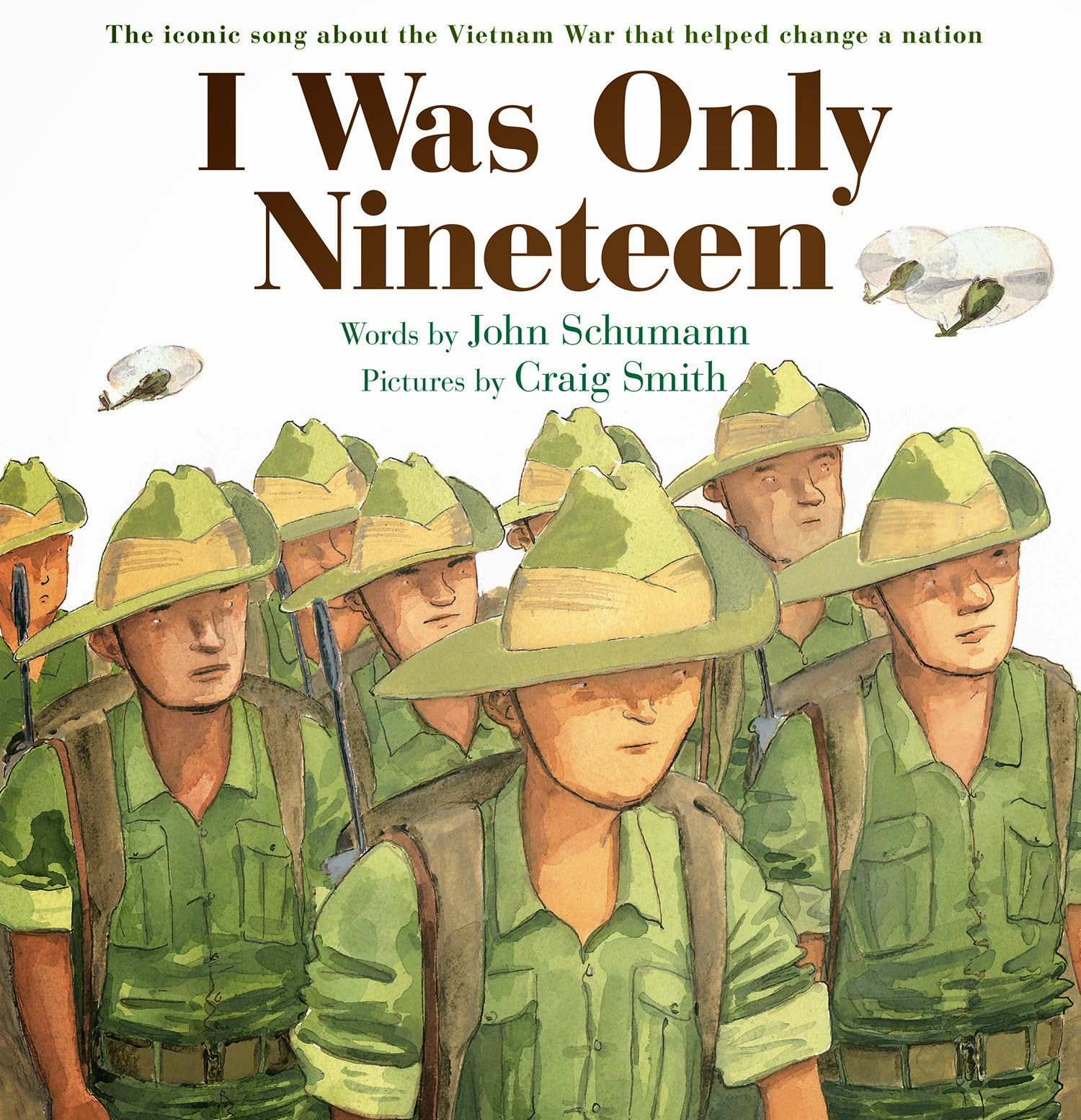 an analysis of review on when i was only nineteen I was only 19 lyrics: mum and dad and danny saw the passing / out parade at puckapunyal / it was a long march from cadets / the sixth battalion was the next to tour and it was me who drew the card.