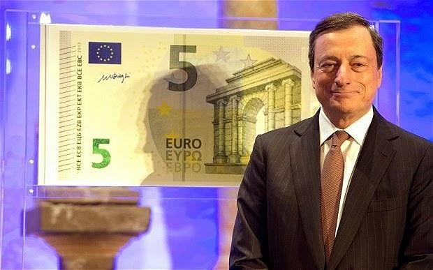 Draghi: Ok misure non convenzionali e Stati cedano sovranità