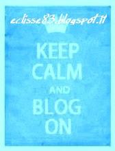 """♥ """"Blogga""""..."""