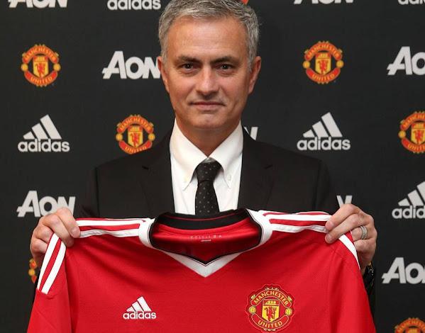 Jose Mourinho announced as Manchester United coach