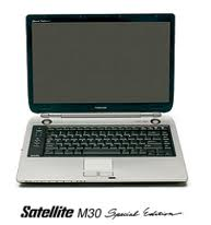 toshiba satellite m30