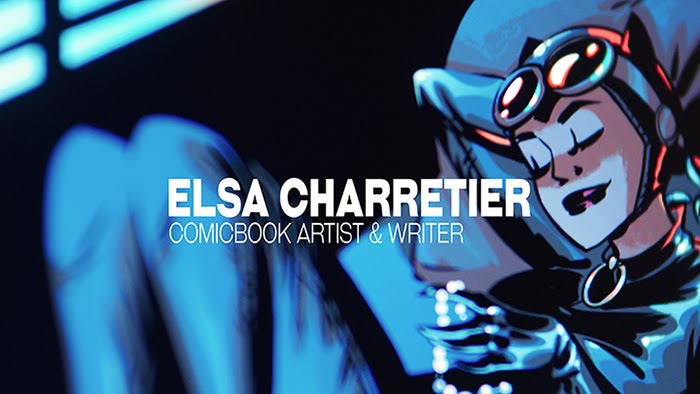 Elsa Charretier Officiel