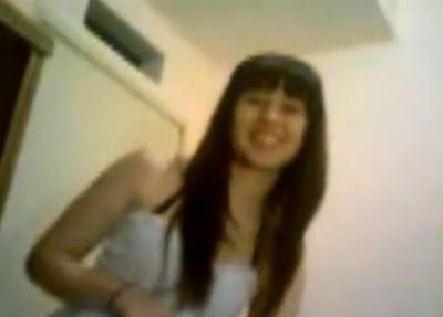 Colombiana jovencita e inocente en casting XXX