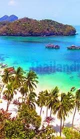 Ang Thong Marine National Park