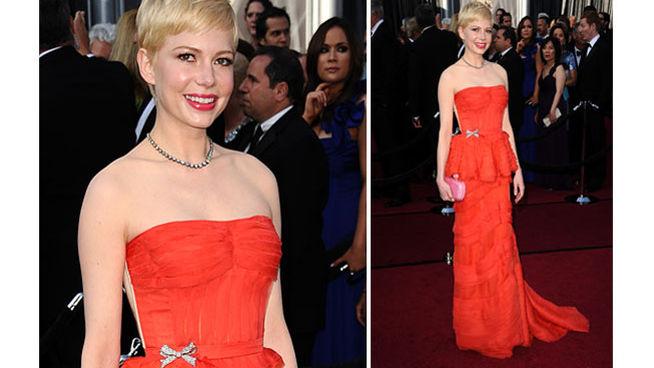 El Oscar a la mejor vestida es para...