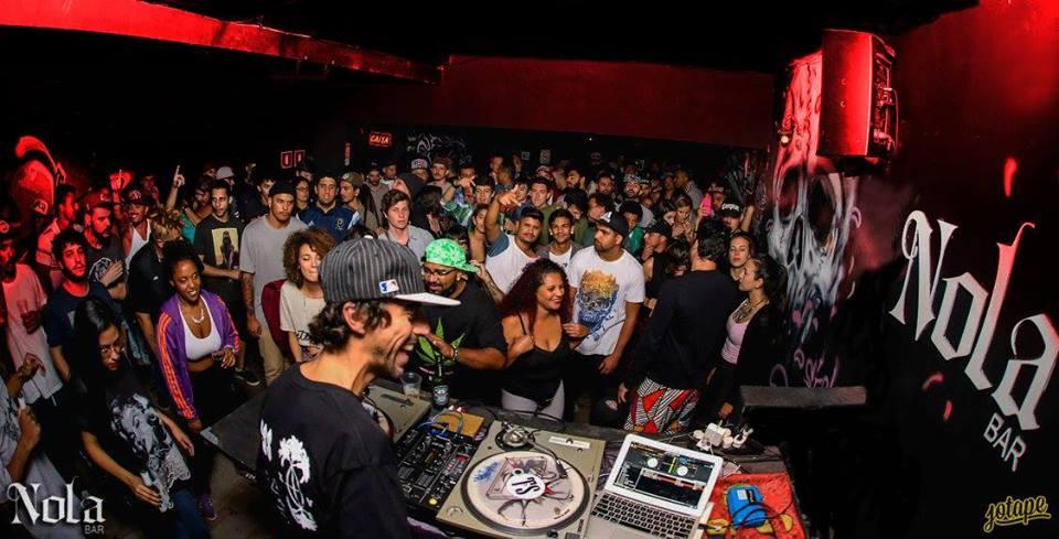 DJ Nuts agita a quarta-feira com clássicos do RAP