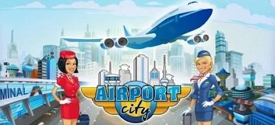 Download Game Airport City v4.3.2.1 APK + Mod