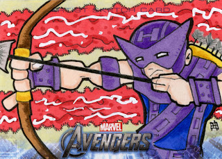 hawkeye, j(ay), avengers assemble