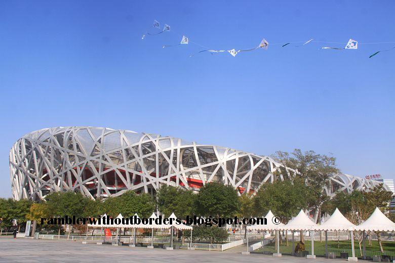 Beijing Olympic Stadium (Bird's Nest), China