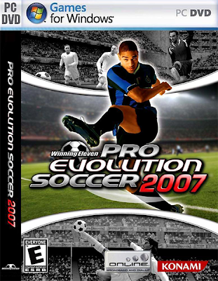 Winning Eleven Pro Evolution Soccer 2007 Continues The Franchise For