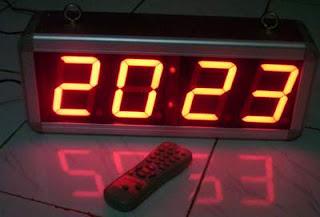 script jam digital untuk blog
