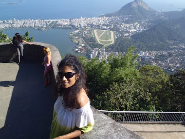 View from Corcovado - Christ the Redeemer