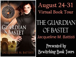 {Excerpt} The Guardian of Bastet by Jacqueline Battisti