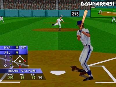 3D Baseball PSX Game