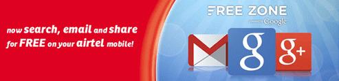 Free internet on Airtel