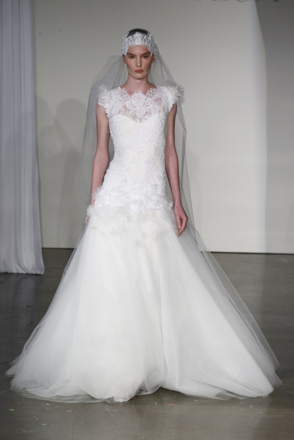 MARCHESA FALL WINTER 2013-14 BRIDAL COLLECTION