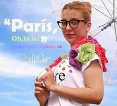 """I love """"París,Oh la la"""" SS13"""