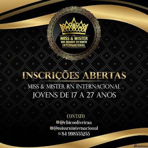 Miss & Mister Rio Grande do Norte Internacional