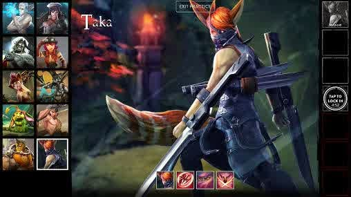 Download Vainglory Apk + Data