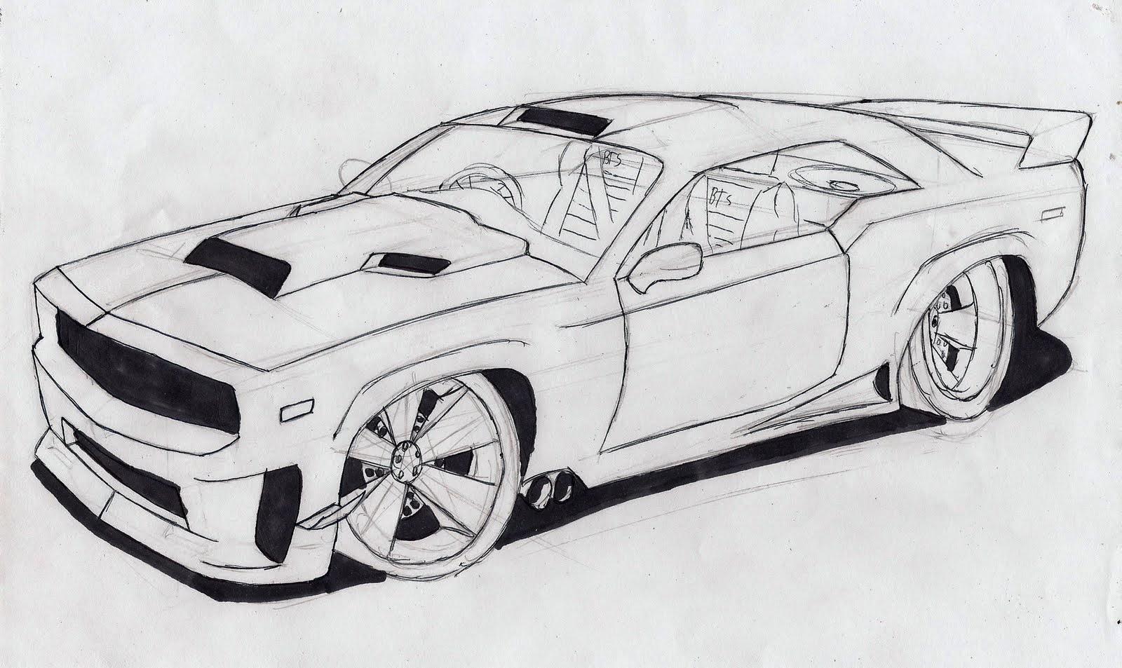 car drawing best joko cars
