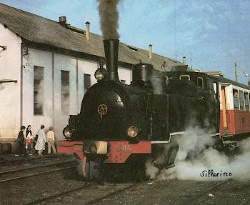 Locomotora de vapor , E 114