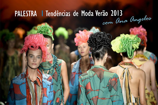 palestra tendncias vero 2013 studio de moda semana da moda