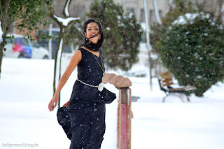 Shanvi cute young new actress from movie Lovely