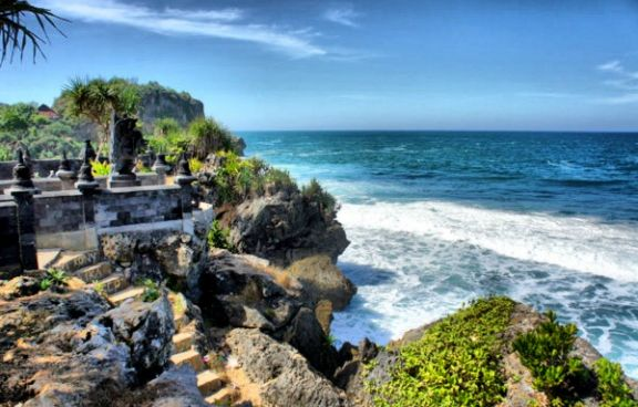 Ngobaran Beach | Earthly Paradise Tourism