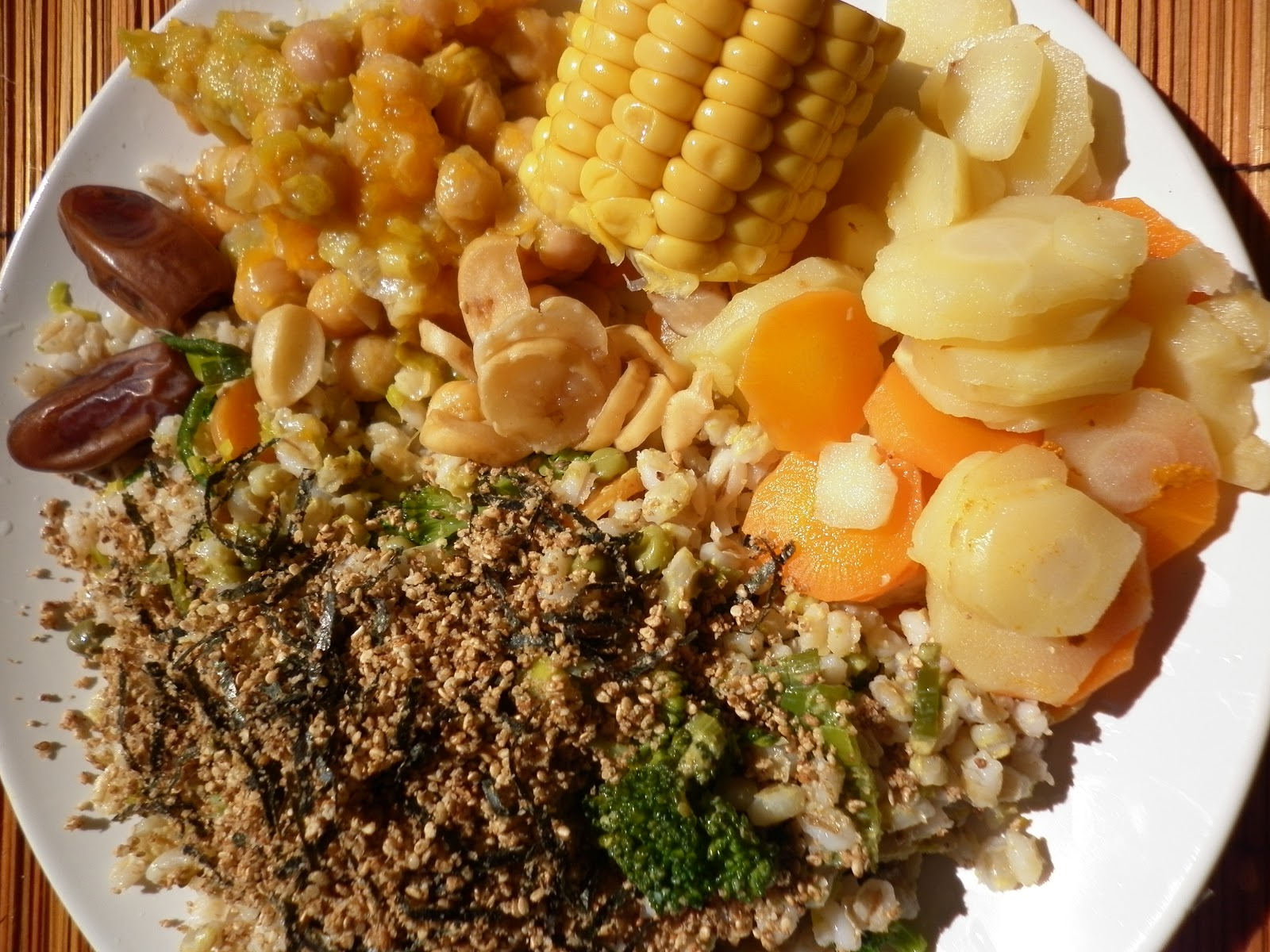 Cocina macrobi tica platos macrobi ticos for Cocina macrobiotica