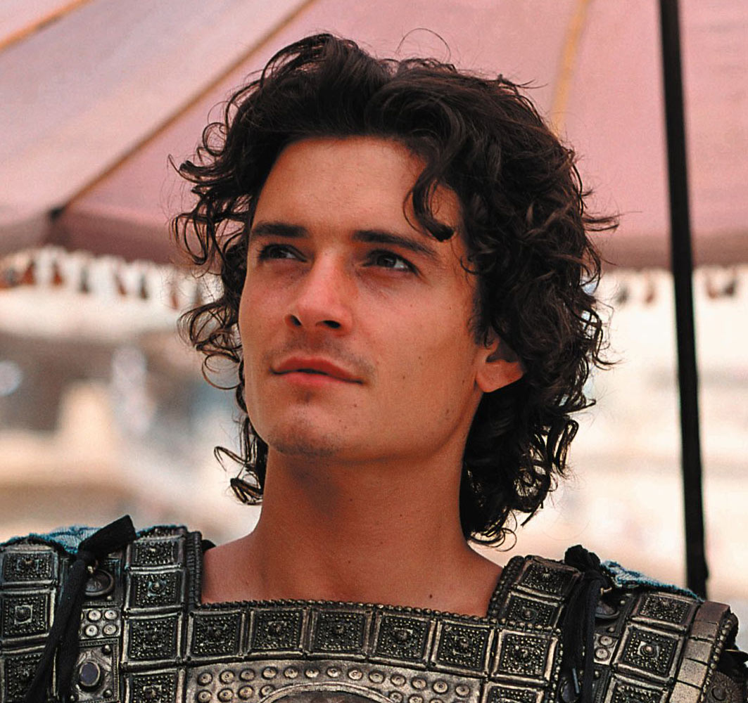 Orlando Bloom Troy