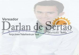 VEREADOR DARLAN SERTÃO