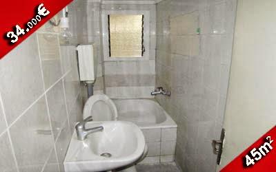 GRCKA NEKRETNINE - 34.000€ SOLUN (Panepistimijupoli) 45m2