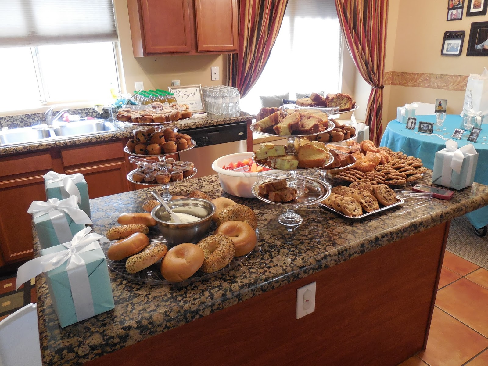 Breakfast At Tiffanys Bridal Shower Photo Credit