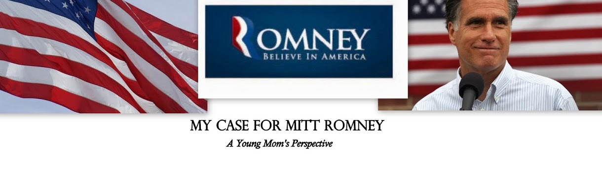 My Case for Mitt Romney